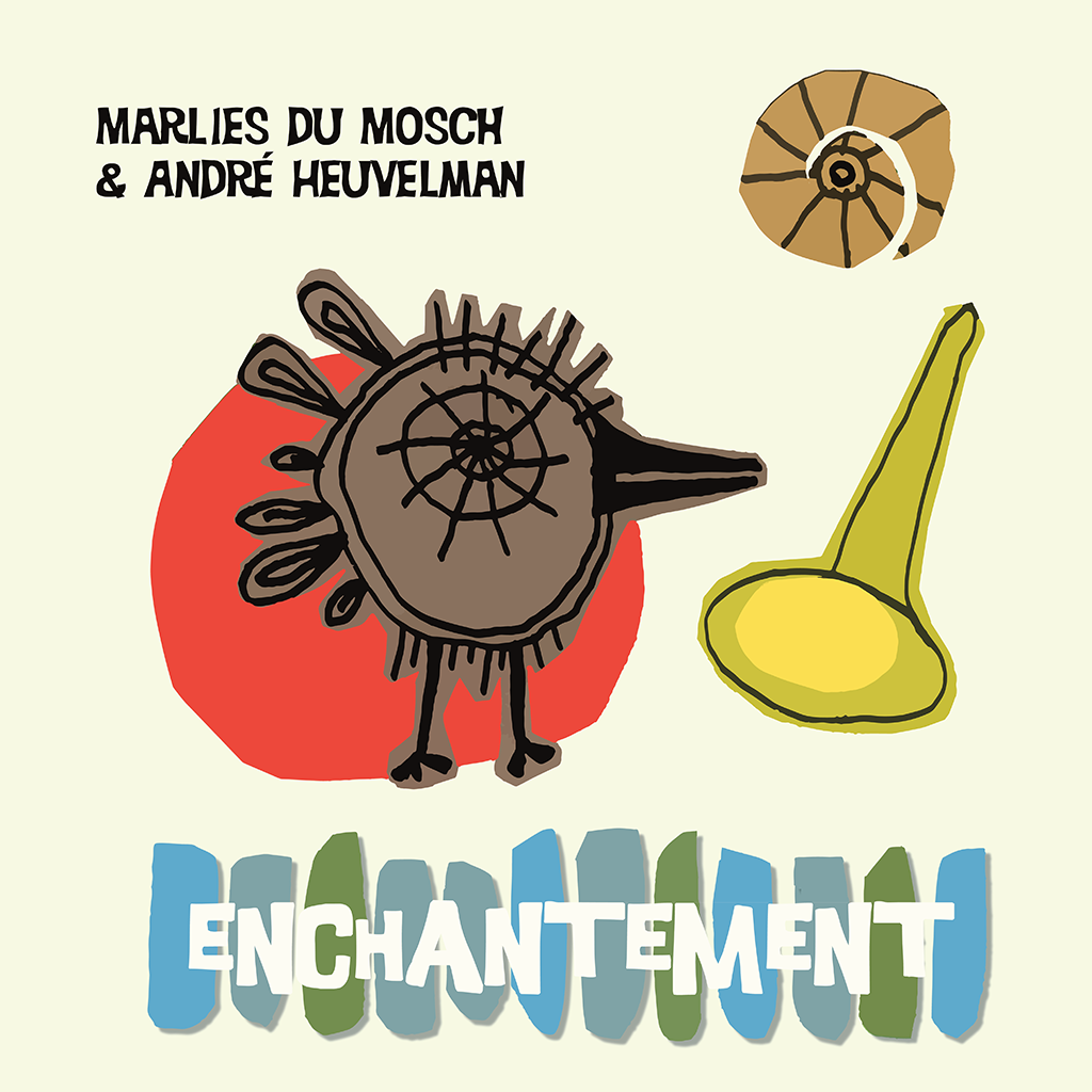 Nieuw album - Enchantement